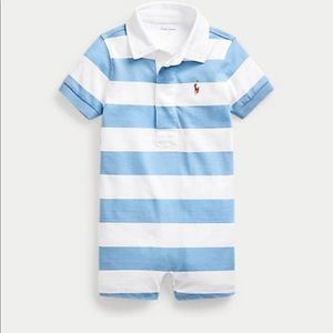 Ralph Lauren Baby - striped rugby - 18 months